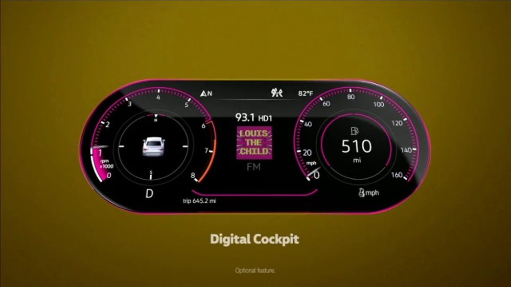 2019 Volkswagen Jetta TV Commercial, 'Pixels' [T1] - iSpot.tv