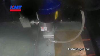 KMT Waterjet Systems TV Spot, 'Global Network'