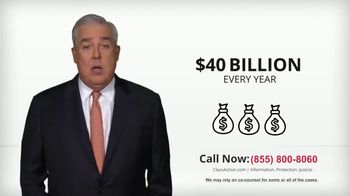 ClassAction.com TV Spot, 'Whistleblowers Do the Right Thing, and It Pays' - Thumbnail 2