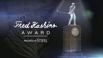 2018 Fred Haskins Award TV Spot, 'Brad Faxon' - Thumbnail 2