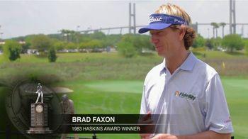 2018 Fred Haskins Award TV Spot, 'Brad Faxon' - Thumbnail 7