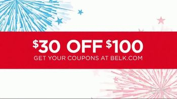Belk Memorial Day Sale TV Spot, 'Doorbusters for the Whole Family' - Thumbnail 4