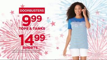 Belk Memorial Day Sale TV Spot, 'Doorbusters for the Whole Family' - Thumbnail 5