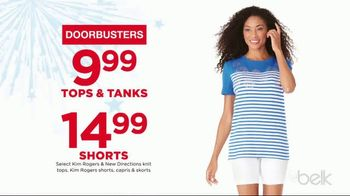 Belk Memorial Day Sale TV Spot, 'Doorbusters for the Whole Family' - Thumbnail 6