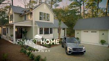 2018 HGTV Smart Home Giveaway TV Spot, 'The Smart Life' - Thumbnail 1