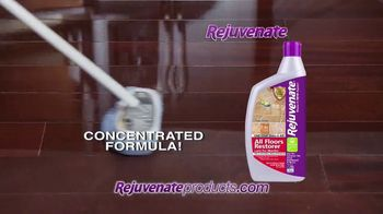 Rejuvenate TV Spot, 'Like New Shine That Lasts for Years'