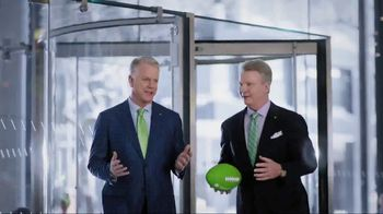 Investors Bank TV Spot, 'Every Step' Featuring Phil Simms, Boomer Esiason - Thumbnail 1