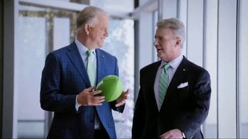 Investors Bank TV Spot, 'Every Step' Featuring Phil Simms, Boomer Esiason
