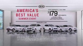 Kia America's Best Value Summer Event TV Spot, 'Sister' - Thumbnail 10