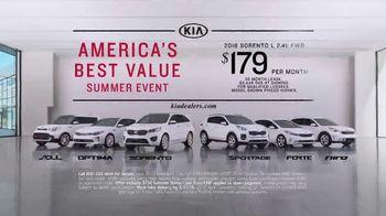Kia America's Best Value Summer Event TV Spot, 'Sister' - Thumbnail 9