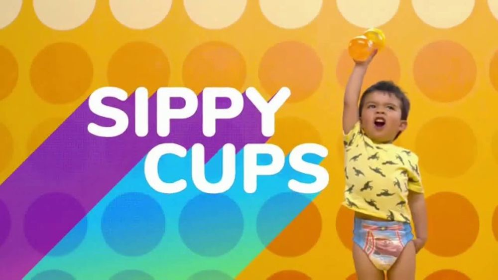 Huggies Pull-Ups TV Commercial, 'Big Kid Song' - Video