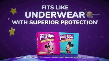 Huggies Pull-Ups TV Spot, 'Big Kid Song' - Thumbnail 9