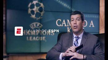 ESPN App TV Spot, 'El mejor lugar' con Fernando Palomo [Spanish] - Thumbnail 2