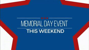 Ashley HomeStore Memorial Day Event TV Spot, 'Best Financing Offer' - Thumbnail 3