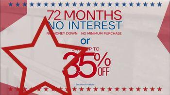 Ashley HomeStore Memorial Day Event TV Spot, 'Best Financing Offer' - Thumbnail 5