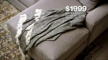 Macy's Memorial Day Sale TV Spot, 'Sectionals, Beds and Dining Sets' - Thumbnail 4