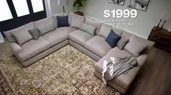 Macy's Memorial Day Sale TV Spot, 'Sectionals, Beds and Dining Sets' - Thumbnail 5