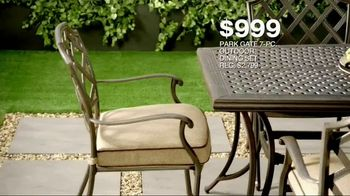 Macy's Memorial Day Sale TV Spot, 'Sectionals, Beds and Dining Sets' - Thumbnail 8