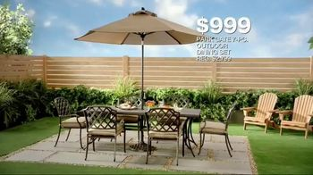Macy's Memorial Day Sale TV Spot, 'Sectionals, Beds and Dining Sets' - Thumbnail 9