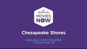Hallmark Movies Now TV Spot, 'Chesapeake Shores: Season One' - Thumbnail 1