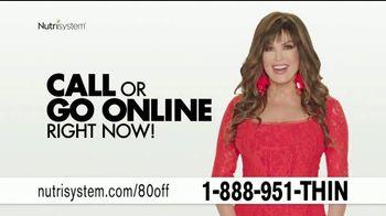 Nutrisystem Turbo 13 TV Spot, 'Save $80' Featuring Marie Osmond - Thumbnail 10