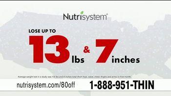 Nutrisystem Turbo 13 TV Spot, 'Save $80' Featuring Marie Osmond - Thumbnail 3