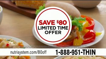 Nutrisystem Turbo 13 TV Spot, 'Save $80' Featuring Marie Osmond - Thumbnail 7