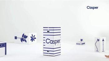 Casper TV Spot, 'Unboxing: This Memorial Day, Get 10 Percent Off' - Thumbnail 1