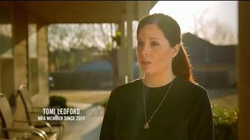 National Rifle Association TV Spot, 'Tomi Ledford: Right to Life'