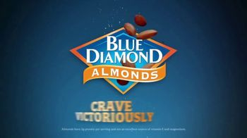 Blue Diamond Honey Roasted Almonds TV Spot, 'Control Your Cravings' - Thumbnail 9
