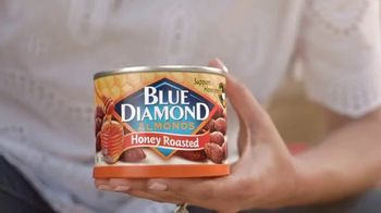 Blue Diamond Honey Roasted Almonds TV Spot, 'Control Your Cravings' - Thumbnail 3