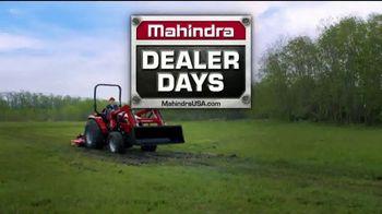 Mahindra Dealer Days TV Spot, 'Biggest Deals of the Season' - Thumbnail 9