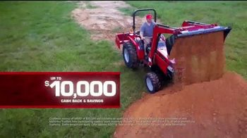 Mahindra Dealer Days TV Spot, 'Biggest Deals of the Season' - Thumbnail 4