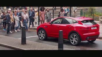 2018 Jaguar E-PACE TV Spot, 'Drive Like Everyone's Watching'