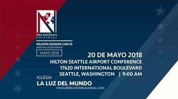 Berea Internacional TV Spot, 'Hilton Seattle Airport Conference' [Spanish] - Thumbnail 9