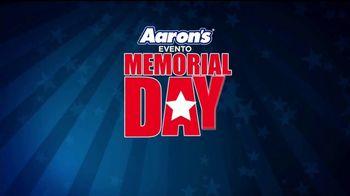 Aaron's Evento Memorial Day TV Spot, 'Comienza con $5 dólares' [Spanish] - Thumbnail 8