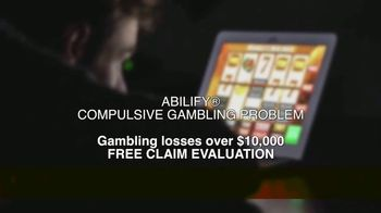 Meyer Law Firm TV Spot, 'Gambling Addiction and Abilify' - Thumbnail 6