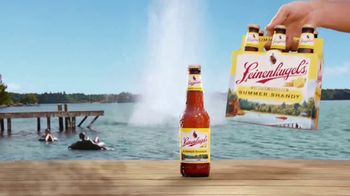 Leinenkugel's Summer Shandy TV Spot, 'Splash' Song by Vinyl Pinups - Thumbnail 5