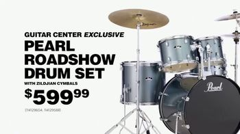 Guitar Center TV Spot, 'Memorial Day: Drum Sets' - Thumbnail 4