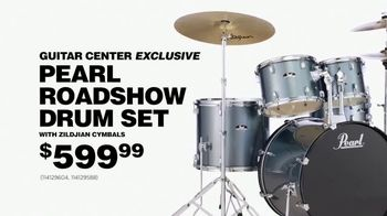 Guitar Center TV Spot, 'Memorial Day: Drum Sets' - Thumbnail 5