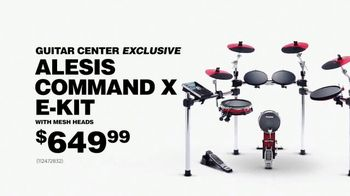 Guitar Center TV Spot, 'Memorial Day: Drum Sets' - Thumbnail 7