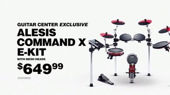 Guitar Center TV Spot, 'Memorial Day: Drum Sets' - Thumbnail 8