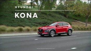 Hyundai Memorial Day Event TV Spot, 'Kona: The Right Size: First Ever' [T2] - Thumbnail 3