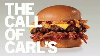 Carl's Jr. Memphis Barbecue Thickburger TV Spot, 'Soothe Your Soul' - Thumbnail 10