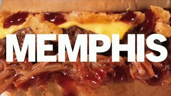 Carl's Jr. Memphis Barbecue Thickburger TV Spot, 'Soothe Your Soul' - Thumbnail 3