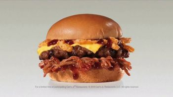 Carl's Jr. Memphis Barbecue Thickburger TV Spot, 'Soothe Your Soul' - Thumbnail 5