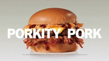 Carl's Jr. Memphis Barbecue Thickburger TV Spot, 'Soothe Your Soul' - Thumbnail 6