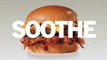 Carl's Jr. Memphis Barbecue Thickburger TV Spot, 'Soothe Your Soul' - Thumbnail 7