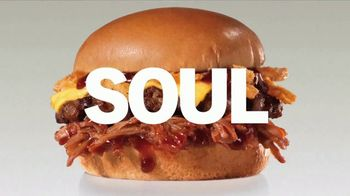 Carl's Jr. Memphis Barbecue Thickburger TV Spot, 'Soothe Your Soul' - Thumbnail 8