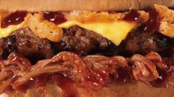 Carl's Jr. Memphis Barbecue Thickburger TV Spot, 'Soothe Your Soul' - 32 commercial airings